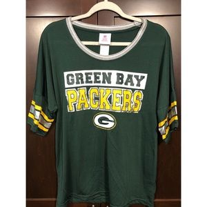 ••🌸Green Bay Packers Sparkly Top🌸••